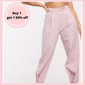 Asos Parallel Lines Tailored Pants